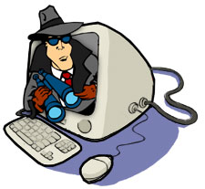 Spying via Trojan Horse