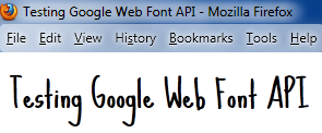 Embed fonts into CSS using Google Web Fonts API