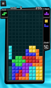 Tetris for blackberry playbook