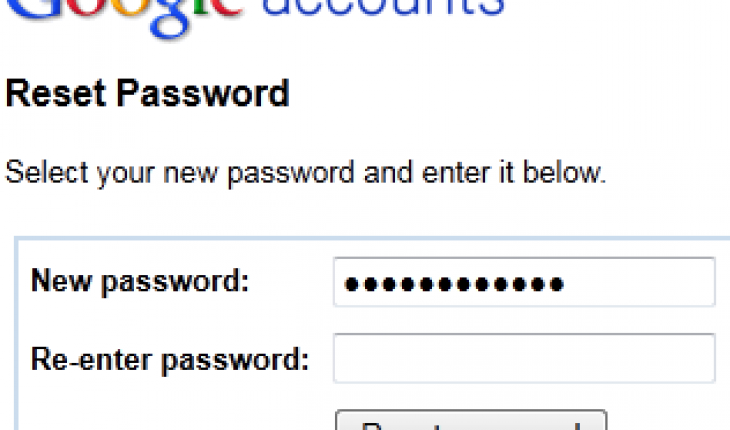 Google Account Password Recovery - Techies Guide